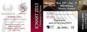 ICMART 2013 INTERNATIONAL MEDICAL CONGRESS